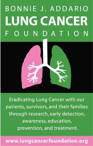 Becoming the Voice of Lung Cancer: College Students Nationwide Mobilize to BEAT this #1 Killer