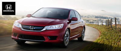 Howdy Honda is home to several efficient new Honda vehicles. (PRNewsFoto/Howdy Honda)