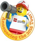The 2016 LEGO KidsFest is making stops in Charlotte, Harrisburg, Kansas City, Louisville, Milwaukee, Houston and Cleveland this year. Go to www.LEGOKidsFest.com for more information about the award-winning tour.