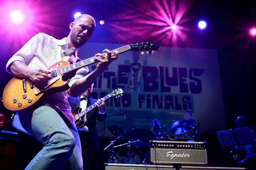 Daniel 'Boscoe' France Named Winner of Guitar Center's Battle of the Blues