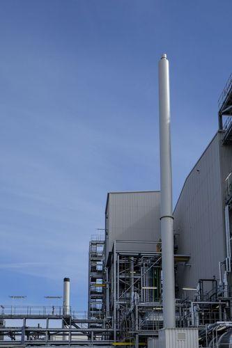 Victrex: New PAEK plant (c) Victrex (PRNewsFoto/Victrex plc)