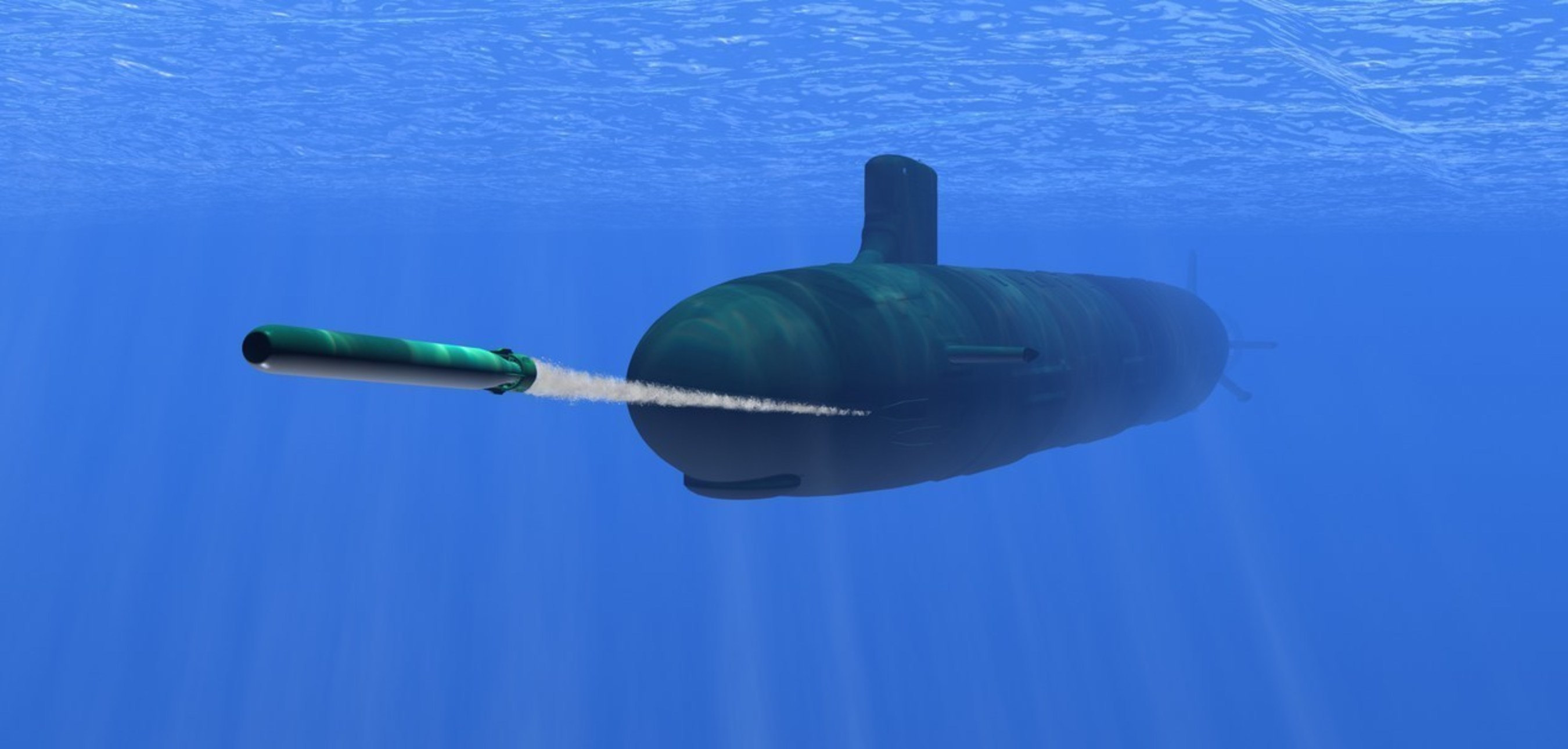Lockheed Martin will provide fully integrated guidance and control sections to increase the inventory of MK 48 Mod 7 torpedoes. The MK 48 torpedo is used by all classes of submarines as their anti-submarine warfare (ASW) and anti-surface warfare (ASuW) weapon. Photo courtesy Lockheed Martin.