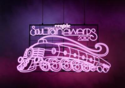 2010 Soul Train Awards.  (PRNewsFoto/CENTRIC)
