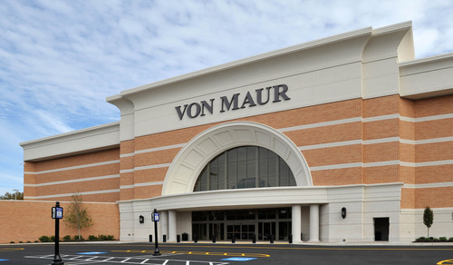 Von Maur Department Store Opens Second Georgia Location
