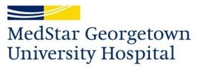 MedStar Georgetown logo (PRNewsFoto/MedStar Georgetown University...)