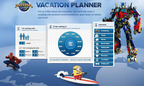 Universal Orlando Resort Debuts All-New Interactive Online Vacation Planner