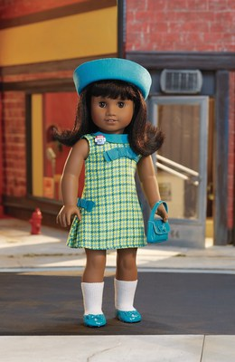 American Girl's newest BeForever character, Melody Ellison.