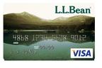L.L.Bean Visa Card issued by Barclaycard.  (PRNewsFoto/Barclaycard US)