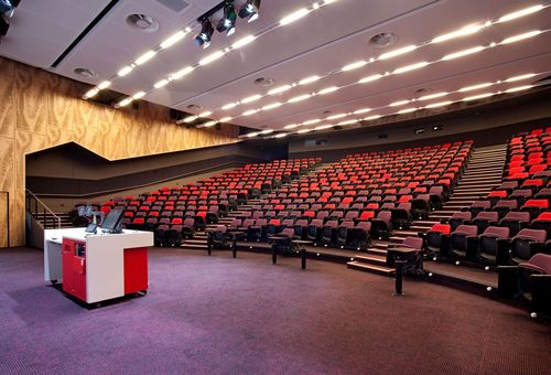 Flexible power provision at Macquarie University. (PRNewsFoto/Mainline Power)