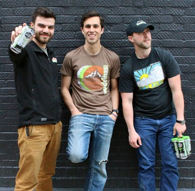#Coffee4fuel team, Alex, Justin, and Cole