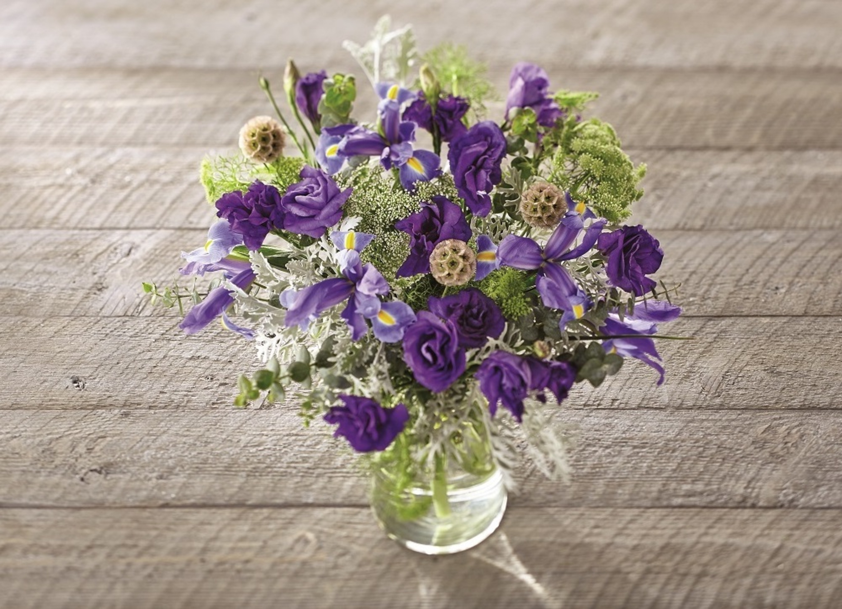 FTD's Morning Glory Bouquet from the New Homegrown Collection