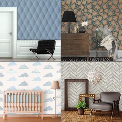 Art.com Wallpaper Collage