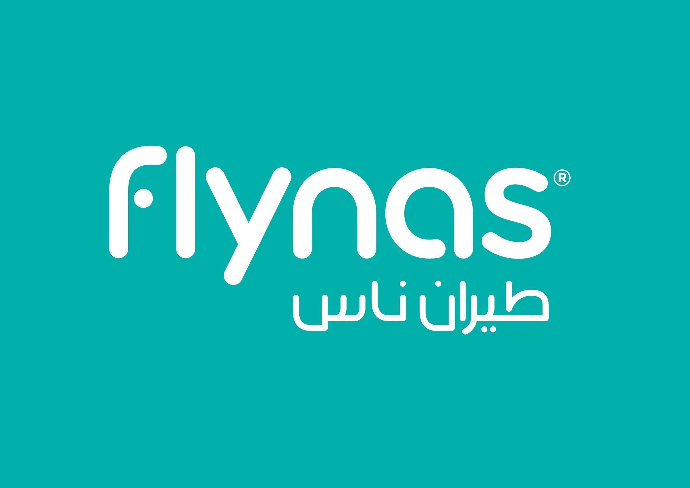 flynas logo (PRNewsFoto/flynas)