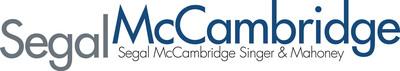 Segal McCambridge Singer & Mahoney, Ltd. Logo. (PRNewsFoto/Segal McCambridge Singer & Mahoney, Ltd.) (PRNewsFoto/SEGAL MCCAMBRIDGE SINGER & MA...)