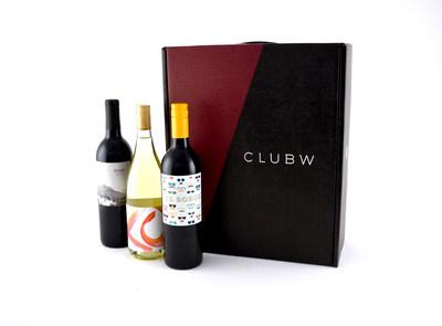Club W Monthly Package (PRNewsFoto/Club W)