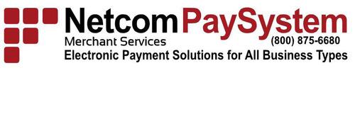 Netcom PaySystem.  (PRNewsFoto/Netcom PaySystem)