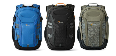 RidgeLine is an outdoor-inspired daypack collection for active gadget-lovers, featuring numerous protective pockets and compartments for a full range of everyday tech devices and activities, whether commuting to work or hiking the trails.