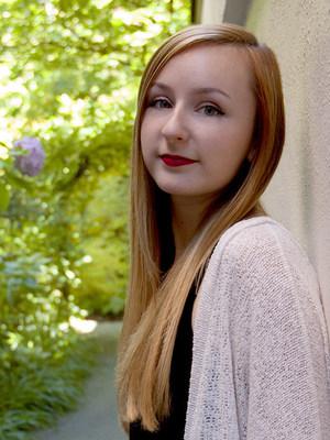 Rachel Retchless, 2016 Dollars 4 Tic Scholars Scholarship Recipient
