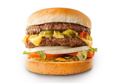 Blake's Lotaburger's Award-Winning Green Chile Cheeseburger