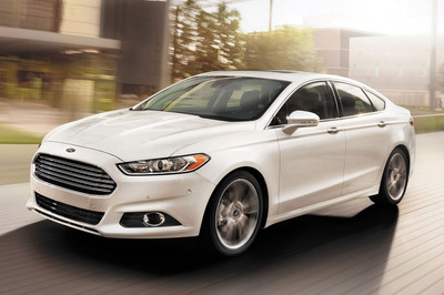 The 2014 Ford Fusion delivers an ideal balance of performance, fuel-economy, interior features, and affordability rarely achieved in the midsize segment. (PRNewsFoto/Maritime Ford)