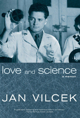 """From refugee to philanthropist, """"Love and Science"""" chronicles the journey of immunologist Jan Vilcek. Published by Seven Stories Press, the memoir details how he defected from communist Czechoslovakia, after surviving World War II in hiding, and immigrated to the U.S. with his wife, Marica, as penniless political refugees. In New York, Dr. Vilcek's research led to the development of Remicade, a revolutionary new treatment for autoimmune and inflammatory diseases. """"Love and Science"""" is an inspiring story of hardships and accomplishments, both personal and professional, and proof of the importance of immigrant contributions to American society."""