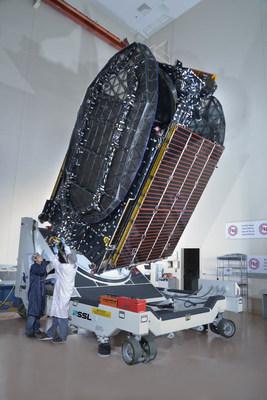 SSL-built AsiaSat 6 begins post-launch maneuvers according to plan (PRNewsFoto/SSL)