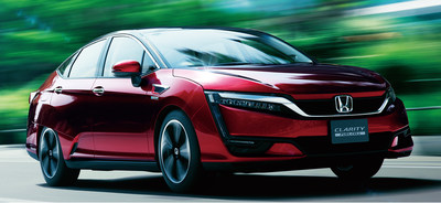 Honda Celebrates Hydrogen & Fuel Cell Day with the Clarity Fuel Cell Coming to Market this Year
