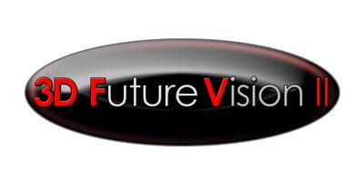 3D Futurevision logo.  (PRNewsFoto/3D Future Vision II, Inc.)