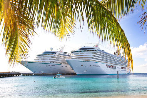 Crystal Reports Surge In Advance Cruise Bookings