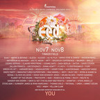 Insomniac's 4th Annual Electric Daisy Carnival, Orlando Unveils Exciting Lineup and New Production Details (PRNewsFoto/Insomniac)