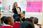 AERIN Contributes New Books to Kids in Need in New York City through First Book