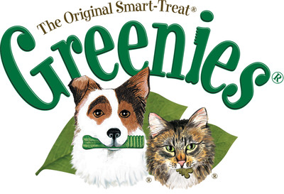 The GREENIES(R) Brand logo.  (PRNewsFoto/The GREENIES(R) Brand)
