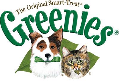 The GREENIES(R) Brand logo.  (PRNewsFoto/The GREENIES(R) Brand)