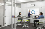 V.I.A. bridges the gap between technology and office brainstorms.  (PRNewsFoto/Steelcase)