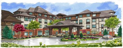 Village Hotel on Biltmore Estate in Asheville, N.C., will begin taking reservations on March 2, 2015.