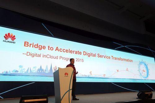 Huawei bereichert das Digital Business durch die Einführung des Digital inCloud Programms