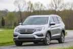 2016 Honda Pilot sales climb 19 percent as American Honda reports November sales results.