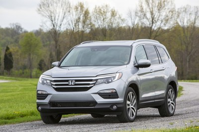 2016 Honda Pilot sales climb 19 percent as American Honda reports November sales results.