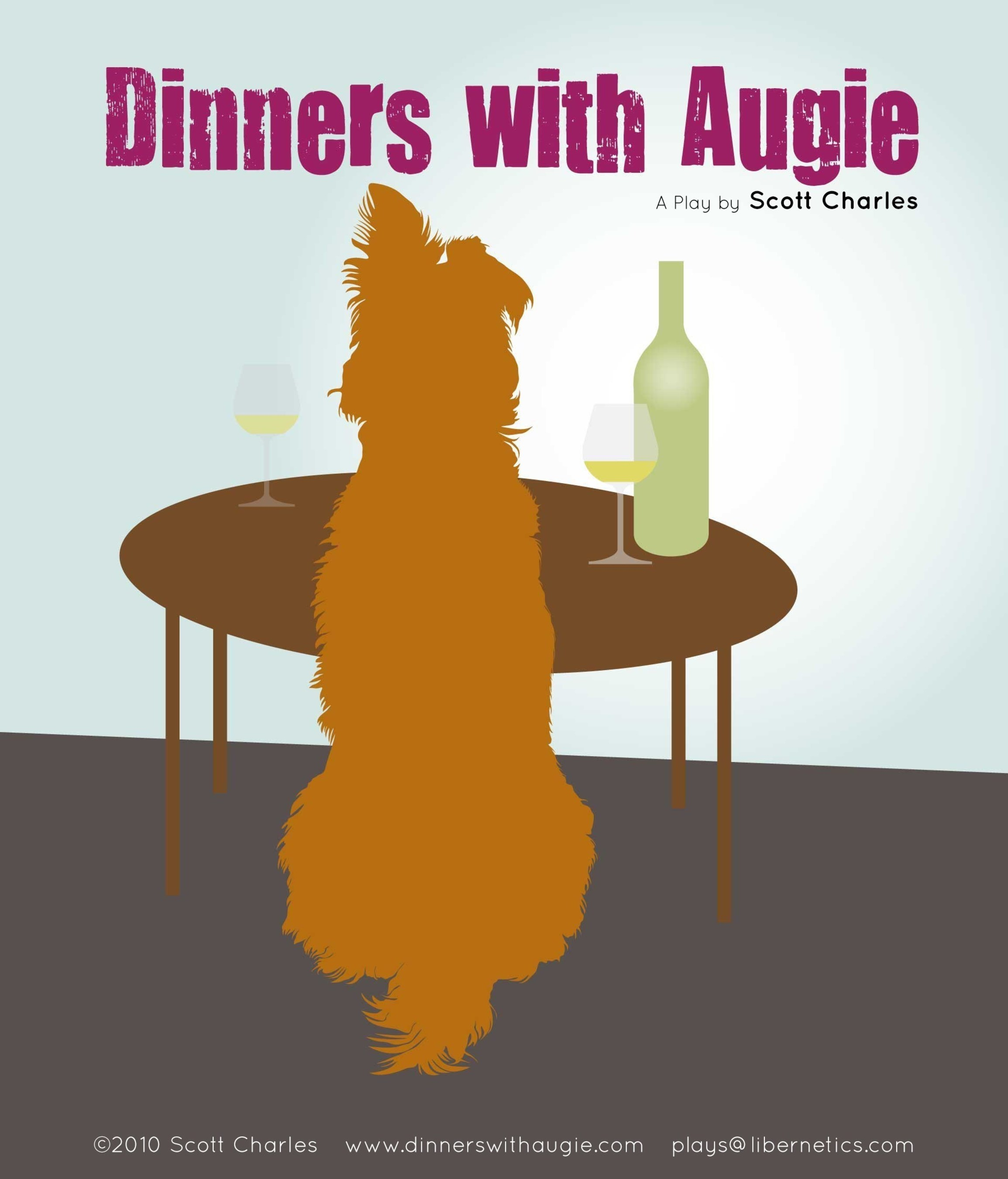Jeff Webster Completes Another Successful Run in 'Dinners With Augie'