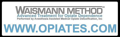 14 Years Specializing in Opiate Detoxification. (PRNewsFoto/Waismann Method) (PRNewsFoto/WAISMANN METHOD)