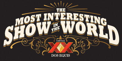Dos Equis Most Interesting Show in the World.  (PRNewsFoto/Heineken USA Inc.)