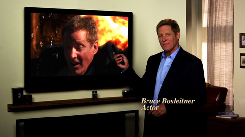 Inter/Media Entertainment(TM) has signed veteran TV actor Bruce Boxleitner for a new national advertising ...