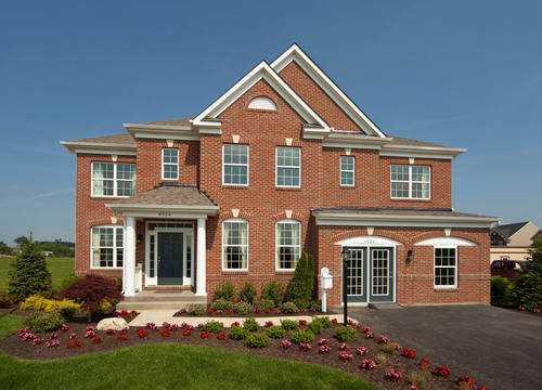 Beazer 39 S Lexington Model Home PRNewsFoto Beazer Homes USA Inc