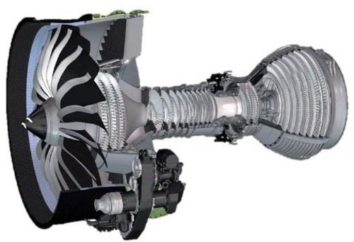 CFM LEAP Engine. (PRNewsFoto/Firth Rixson)