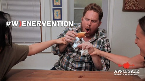 #Wienervention: friends don't let friends eat bad meat, especially right before the kick off grilling ...