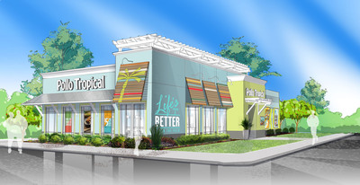 Pollo Tropical launches in Texas - Fiesta Restaurant Group, Inc.  (PRNewsFoto/Fiesta Restaurant Group, Inc.)