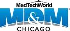 MD&M Chicago at the Schaumburg Convention Center (PRNewsFoto/UBM Canon)