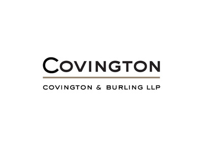 Covington & Burling logo.  (PRNewsFoto/Covington & Burling)