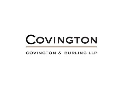 Covington & Burling logo.  (PRNewsFoto/Covington & Burling)