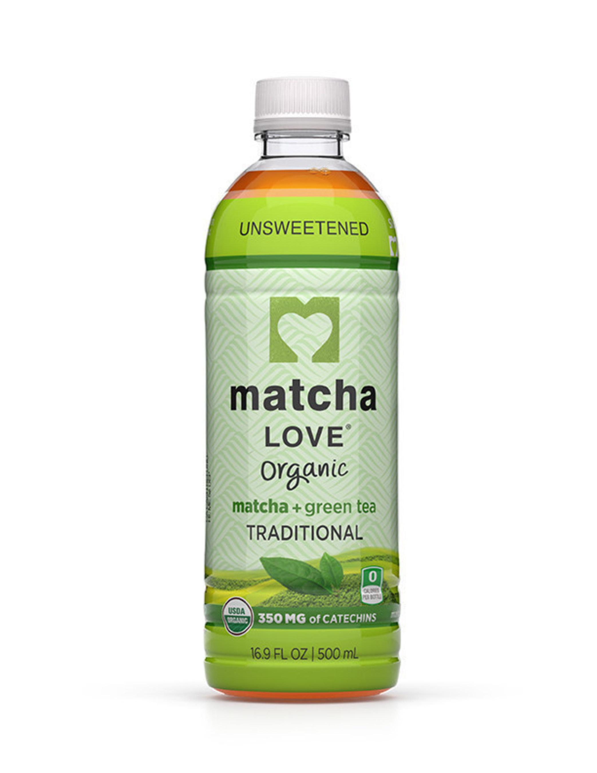 Matcha LOVE Organic Green Tea   Matcha